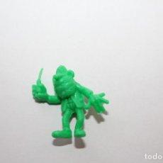 Figuras de Goma y PVC: DUNKIN SERIE DISFRACES DOCTOR BACTERIO CROPAN - AÑOS 80. Lote 143134770