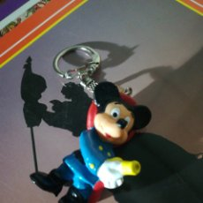 Figuras de Goma y PVC: LLAVERO BOMBERO PVC. Lote 143179862