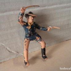 Figuras de Goma y PVC: FIGURA DE PLÁSTICO 7º DE CABALLERÍA REAMSA. Lote 143189270