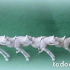 Figuras de Goma y PVC: FIGURAS Y SOLDADOS PARA 5 Y 6 CTMS-- 7462. Lote 143259894