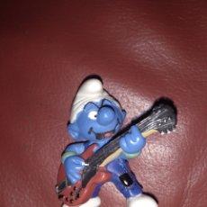 Figuras de Goma y PVC: PITUFO PEYO 97 PVC SCHLEICH. Lote 143314882