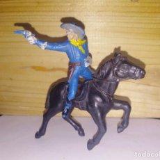 Figuras de Goma y PVC: SOLDADO AMERICANO NORDISTA JECSAN PECH . Lote 143332502