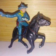 Figuras de Goma y PVC: SOLDADO AMERICANO NORDISTA JECSAN PECH . Lote 143332754