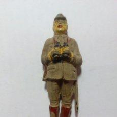 Figuras de Goma y PVC: FIGURA SOLDADO DE GOMA JECSAN RIO KWAI. Lote 143336418