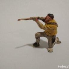 Figuras de Goma y PVC: FIGURA CAZADOR JECSAN GOMA. Lote 143343966