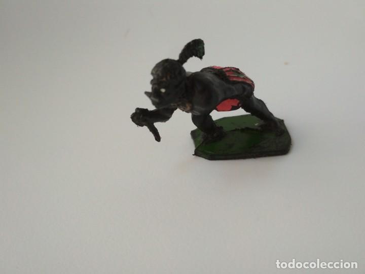 FIGURA GUERRERO AFRICANO (Juguetes - Figuras de Goma y Pvc - Jecsan)