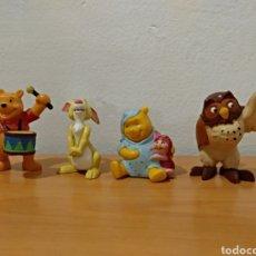 Figuras de Goma y PVC: LOTE FIGURAS PVC WINNIE POOH. Lote 143395328