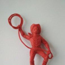 Figuras de Goma y PVC: COMANSI VAQUERO. Lote 143402262