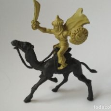Figuras de Goma y PVC: FIGURAS SARRACENO CREADECO , PECH. Lote 143568278