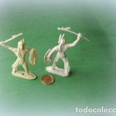 Figuras de Goma y PVC: FIGURAS Y SOLDADOS DE MAS DE 6 CTMS-- 7471. Lote 143573046