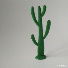 Figuras de Goma y PVC: CACTUS JECSAN. Lote 143573182