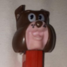Dispensador Pez: DISPENSADOR PEZ PERRO MGM TOM Y JERRY EDICIÓN 1980. Lote 143631498