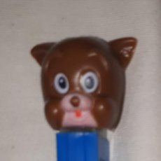 Dispensador Pez: DISPENSADOR PEZ RATON MGM TOM Y JERRY EDICIÓN 1980. Lote 143631926