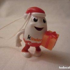 Figuras Kinder: FIGURA KINDER KINDERINO PARA COLGAR - 4 CM.. Lote 143689130