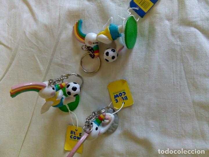 Figuras de Goma y PVC: Llavero curro Expo 92 pvc - Foto 2 - 143700494