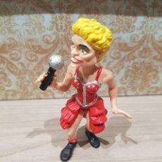 Figuras de Goma y PVC: FIGURA PVC O GOMA DURA MADONNA COMICS SPAIN. Lote 143761506