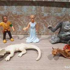 Figuras de Goma y PVC: LOTE FIGURAS PVC O GOMA DURA LA HISTORIA INTERMINABLE BULLY. Lote 154124508