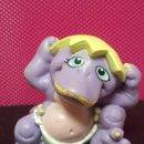 Figuras de Goma y PVC: FIGURA PVC BEBE CON PAÑALES DINOSAURIOS MARCA LGT 1992. Lote 143852518