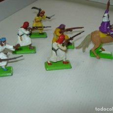 Figuras de Goma y PVC: BRITAINS DEETAIL / ARABES - LEGION EXTRANJERA /. Lote 143876742