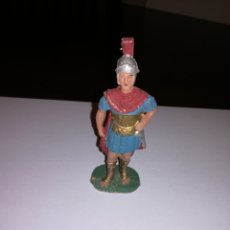 Figuras de Goma y PVC: OLIVER GUERRERO LEGIONARIO ROMANO FIGURA PARA BELEN O NACIMIENTO AÑOS 60 Y 70. Lote 143930748
