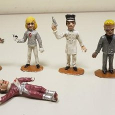 Figuras de Goma y PVC: J- LOTE FIGURAS DEL ESPACIO COMANSI. Lote 144245742