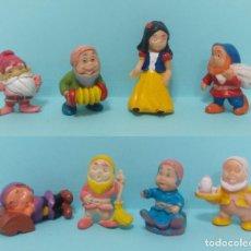 Figuras de Goma y PVC: FIGURAS PVC - BLANCANIEVES Y LOS SIETE ENANITOS - DISNEY - EDUCO BABY (MODELOS 3). Lote 144267322