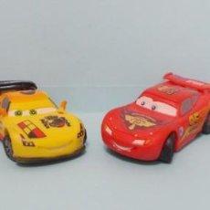 Figuras de Goma y PVC: FIGURAS PVC - DISNEY / PIXAR - CARS 2. Lote 144283410