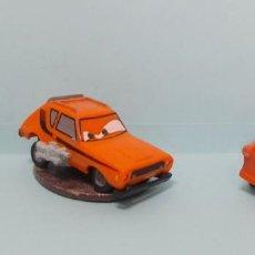 Figuras de Goma y PVC: FIGURAS PVC - DISNEY / PIXAR - CARS. Lote 144283450