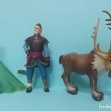 Figuras de Goma y PVC: FIGURAS PVC - FROZEN / DISNEY - LOTE 2. Lote 144285166