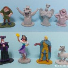 Figurines en Caoutchouc et PVC: FIGURAS PVC - EL JOROBADO DE NOTREDAME - MATTEL. Lote 144363486