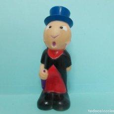 Figuras de Goma y PVC: FIGURAS PVC - PINOCHO / DISNEY - CHIFLE / PEPITO GRILLO. Lote 144373626