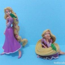 Figuras de Borracha e PVC: FIGURAS PVC - RAPUNZEL / ENREDADOS - DISNEY - ORIGINALES BULLYLAND. Lote 144375070