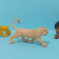 Figuras de Goma y PVC: FIGURAS PVC - EL REY LEON - DISNEY - LOTE 10. Lote 144377406