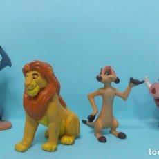 Figuras de Goma y PVC: FIGURAS PVC - EL REY LEON - DISNEY - LOTE 12. Lote 144377506