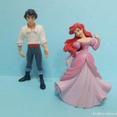 Figuras de Goma y PVC: FIGURAS PVC - LA SIRENITA (DISNEY) - BULLYLAND 2000. Lote 144378998