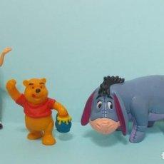Figuras de Goma y PVC: FIGURAS PVC - WINNIE THE POOH - DISNEY - LOTE 9. Lote 144384562
