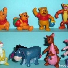 Figuras de Goma y PVC: FIGURAS PVC - WINNIE THE POOH - DISNEY - BULLYLAND - LOTE 16. Lote 144385474