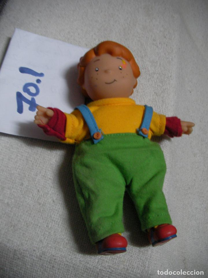 FIGURA DE GOMA O PVC DIBUJOS ANIMADOS (Juguetes - Figuras de Goma y Pvc - Otras)