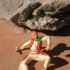Figuras de Goma y PVC: FIGURA JECSAN. Lote 144543554
