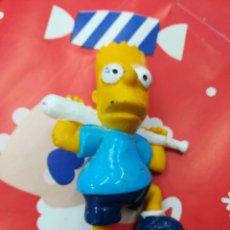 Figuras de Goma y PVC: BART SIMPSON PVC. Lote 144546949