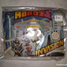 Figuras de Goma y PVC: MONTAPLEX- SOBRE CERRADO ROBOTS INVASION-SIN NUMERAR. Lote 144567202