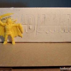Figuras de Goma y PVC: FIGURA DUNKIN MUMM-RA DE THUNDERCATS 1985, AMARILLA - PREMIUM PANRICO CROPAN ORTIZ PHOSKITOS. Lote 144568010