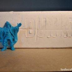 Figuras de Goma y PVC: FIGURA DUNKIN MUMM RA DE THUNDERCATS 1985, AZUL - PREMIUM PANRICO CROPAN ORTIZ PHOSKITOS. Lote 144571226