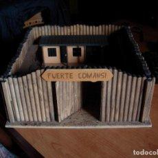 Figuras de Goma y PVC: FUERTE COMANSI. Lote 144602602