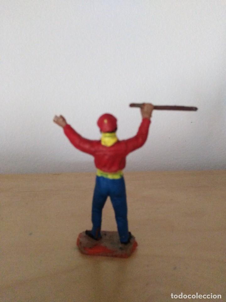 Figuras de Goma y PVC: Figura pvc toreros plaza de toros jecsan monosabio - Foto 2 - 144624934