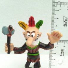 Figuras de Goma y PVC: FIGURA CÓMICS SPAIN MORTADELO FILEMON INDIO. Lote 144630944