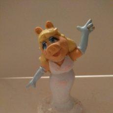 Figuras de Goma y PVC: CERDITA PEGGY, PVC AÑOS 90. Lote 144644146