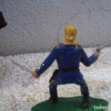Figuras de Goma y PVC: EL GENERAL CUSTER. Lote 144735042