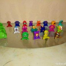 Figuras de Goma y PVC: PACK LOTE 18 ZOMLING + TREN + VAGON FIGURAS 2, 4, 5, 8, 17 , 21, 22, 28, 30, 34, 35, 40,47 ,57,63,67. Lote 144783394
