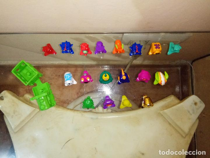 Figuras de Goma y PVC: Pack Lote 18 Zomling + Tren + Vagon Figuras 2, 4, 5, 8, 17 , 21, 22, 28, 30, 34, 35, 40,47 ,57,63,67 - Foto 4 - 144783394